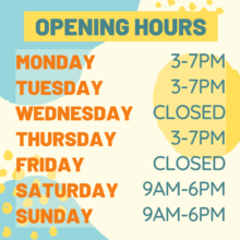Our Opening Hours & Contact [83220996]